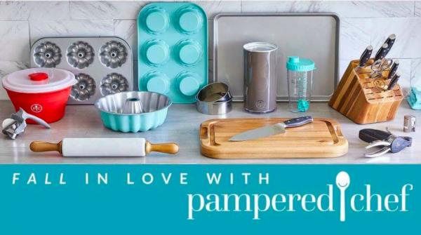 View My Pampered Chef™ Profile